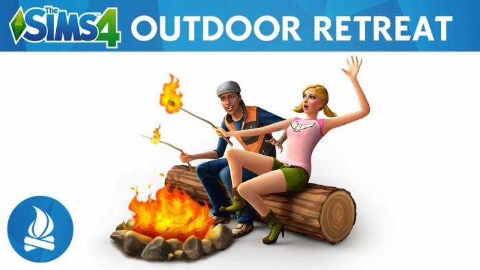 Download Holiday Celebration & Outdoor Retreat The Sims 4