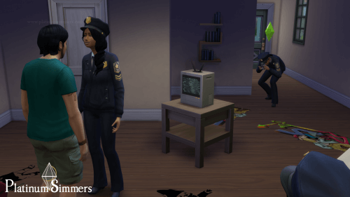 Thám tử The Sims 4 Get to work