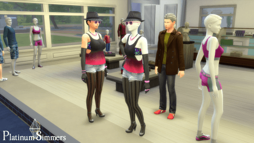 Cửa hàng The Sims 4 Get to work