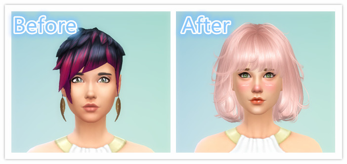 Custom Content The Sims 4