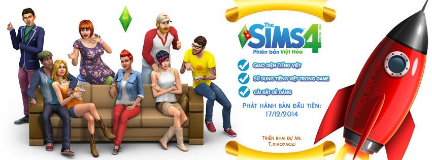 The Sims 4 Tiếng Việt