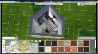 Super Tiny House The Sims 4 1x3 like a Prison
